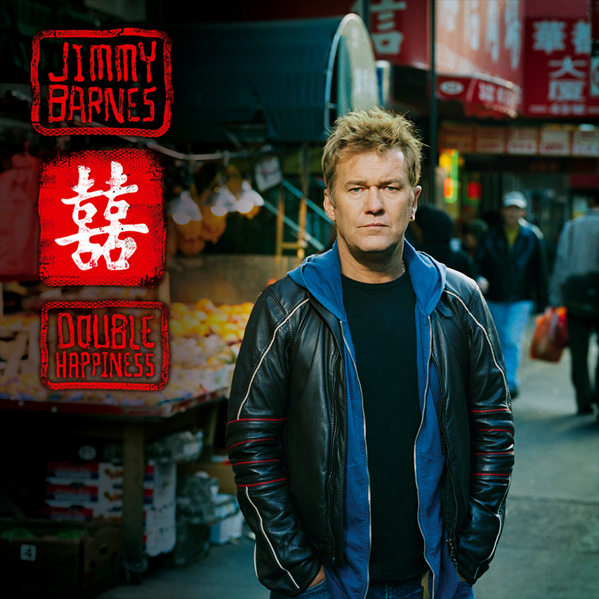 Double Happiness Jimmy Barnes